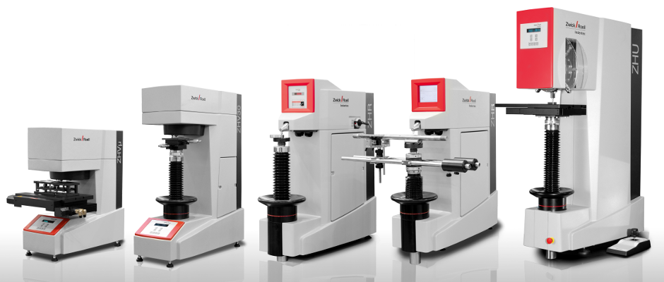 Overview of Hardness Testing machines from UK Calibrations